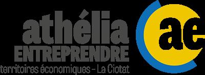 Logo Retina Athélia Entreprendre