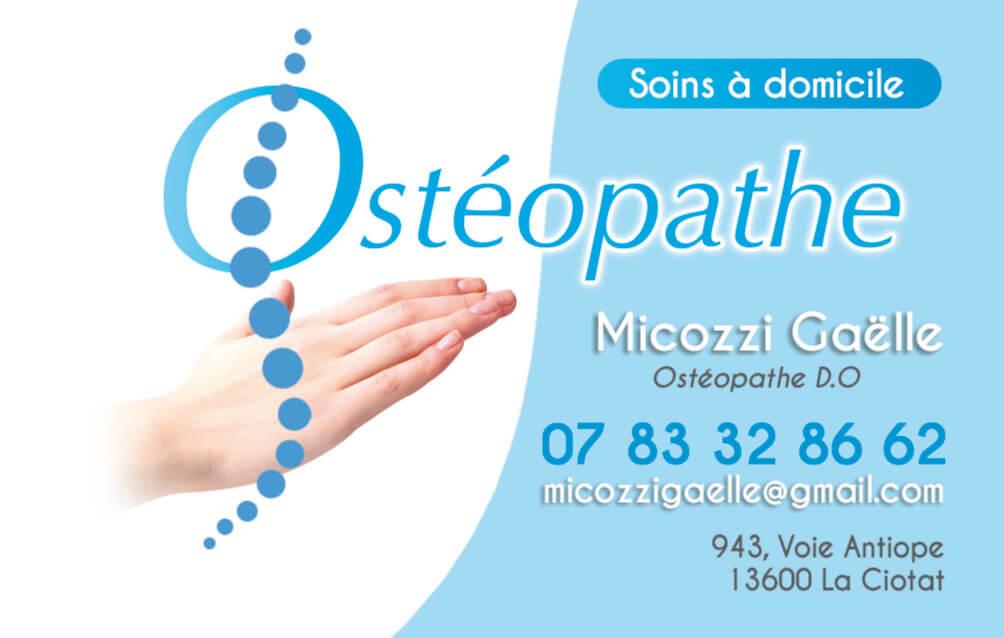 MICOZZI OSTEOPATHE