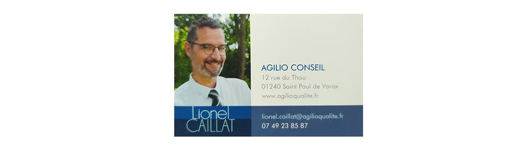 AGILIO CONSEIL
